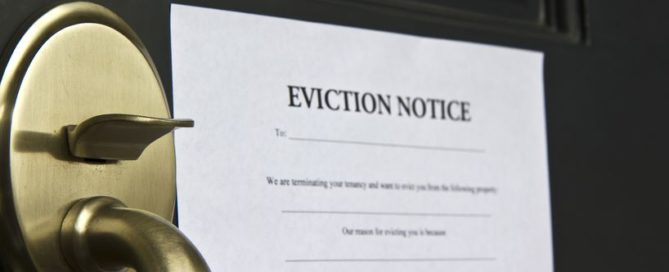Non-paying tenant