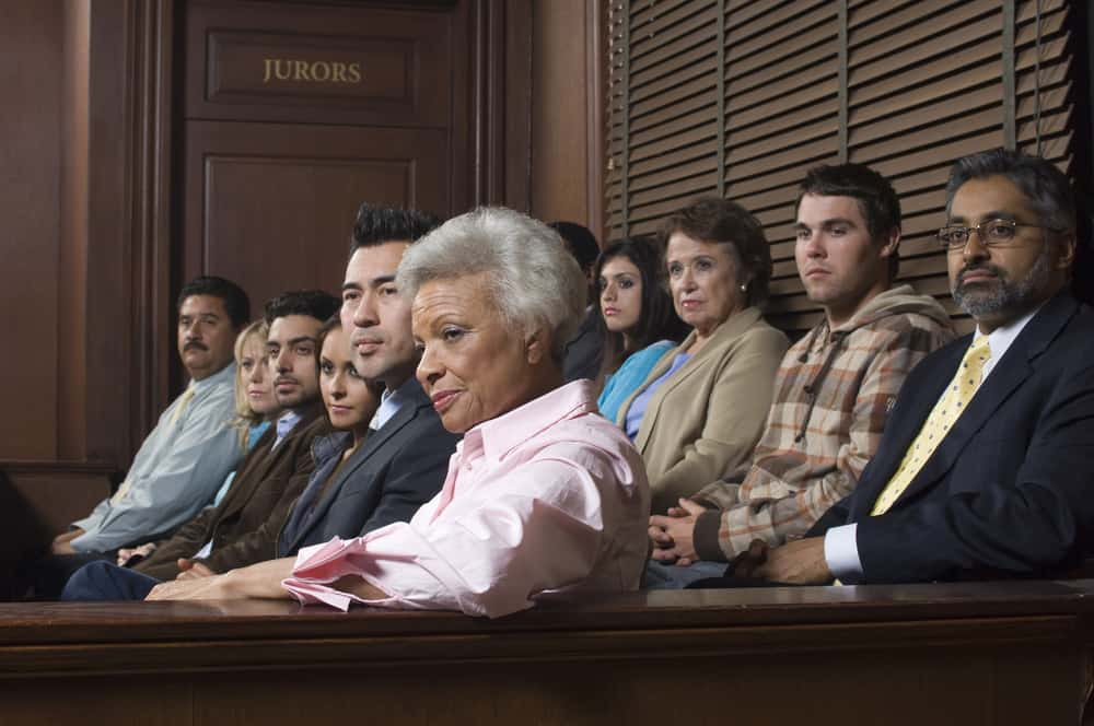 eviction by jury trial