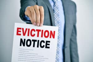 Garland eviction attorney